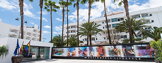 Axelbeach gay hotel Gran Canaria