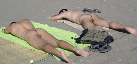 gay Costa del Sol schwuler Strand Torremolinos Andalusien