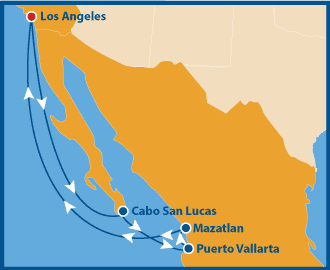 L.A. Mexico gay cruise