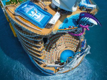 Harmony of the Seas gay cruise