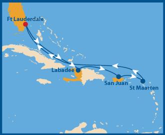 Karibik Gay Kreuzfahrt