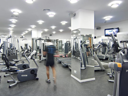 Axel Barcelona Gym