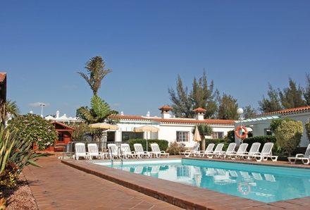 Villas Blancas 2 gay bungalows Gran Canaria