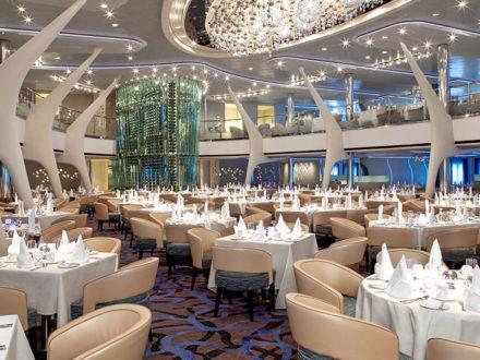 Celebrity Reflection Restaurant