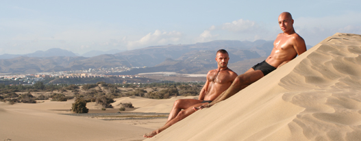 Gran Canaria gay Hotel schwuler Urlaub