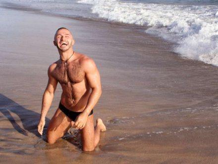 schwuler Strand Gran Canaria gay beach