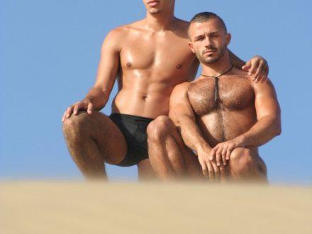 Schwuler Urlaub Gran Canaria gay beach Strand