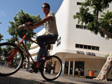 Cinema Hotel Tel Aviv