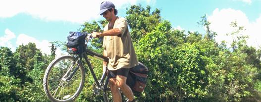 Kuba Fahrrad schwul gay Gruppenreise