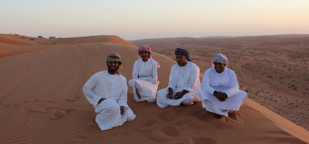 Oman gay Gruppenreise