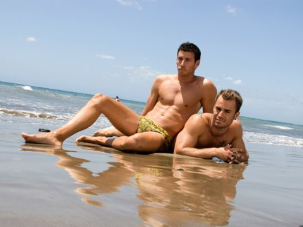 Gran Canaria schwuler Strand gay beach