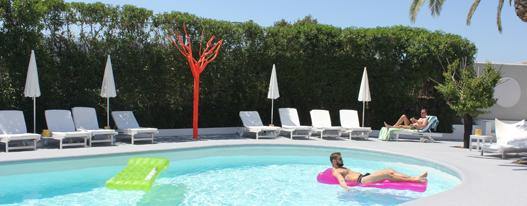 Ibiza gay schwul Hotel