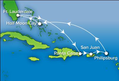 Gay Kreuzfahrt Karibik 2019