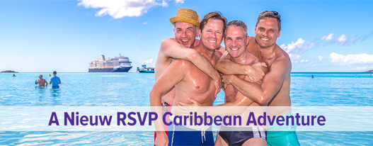 chwule Kreuzfahrt Karibik 2019 gay cruise