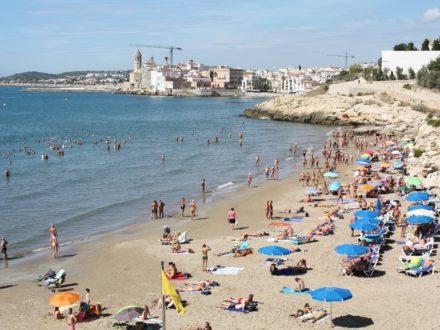 gay beach Sitges schwuler Strand