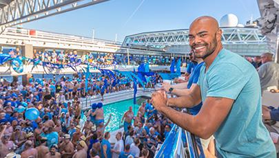 RSVP gay cruise Karibik schwule Kreuzfahrt