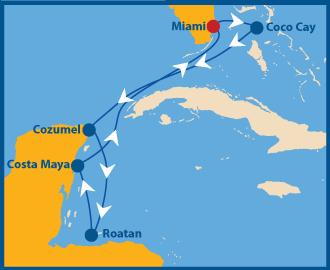 gay Cruise Karibik 2019 Atantis Allure