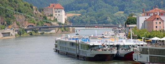 Schwule Flusskreuzfahrt Donau