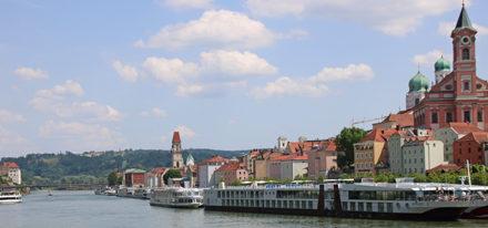 schwule Kreuzfahrt Donau gay Flusskreuzfahrt