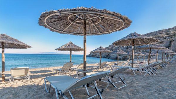 Sunrise Mykonos gay friendly Hotel Elia Beach