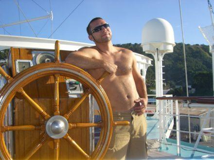 schwule Kreuzfahrt Griechenland Mykonos Santorini Segelschiff
