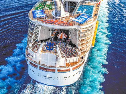 Oasis of the Seas gay cruise schwule Kreuzfahrt