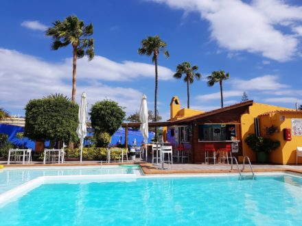 Tropical La Zona gay Bungalows Gran Canaria
