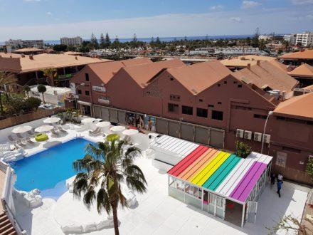 Riutal Maspalomas Gran Canaria gay schwul Hotel Yumbo