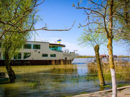 schwule Flusskreuzfahrt Donau Donaudelta