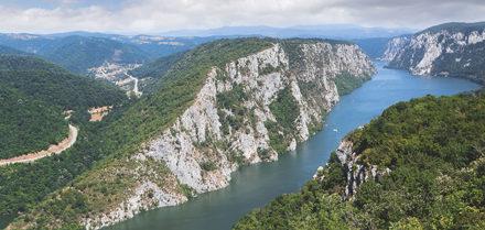 Donau Flusskreuzfahrt schwul Donaudelta