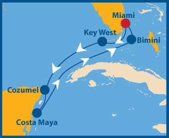 Virgin Caribbean Cruise gay