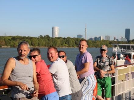 Flusskreuzfahrt schwul Donau Wien