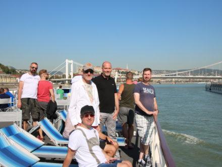 Flusskreuzfahrt schwul Donau Gruppenreise