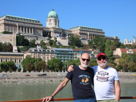 Flusskreuzfahrt schwul Donau Budapest