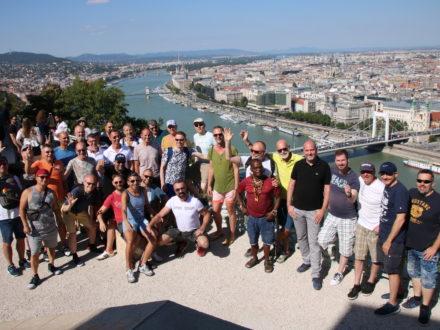Flusskreuzfahrt schwul Donau gay river cruise 2019