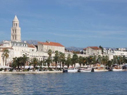 Split schwule Kreuzfahrt gay cruise Kroatien