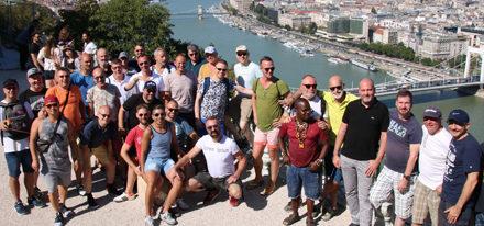 Flusskreuzfahrt schwul Donau gay cruise