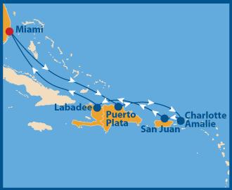 Atlantis schwule Kreuzfahrt Karibik gay cruise 2022