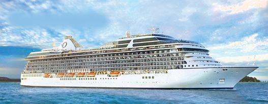 Oceania Riviera gay cruise schwule Kreuzfahrt
