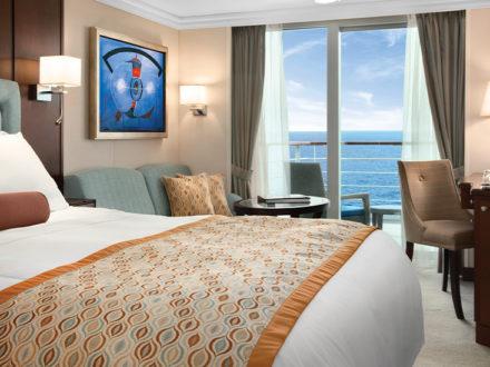 Oceania Riviera Balkonkabine gay cruise
