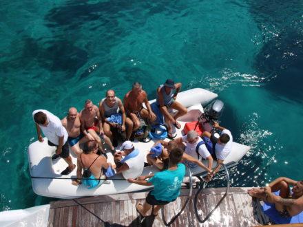 Yacht schwule Kreuzfahrt Kroatien Boot