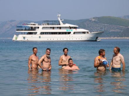 gay Yacht Croatia schwul Kroatien