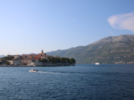 Korčula gay cruise Croatia