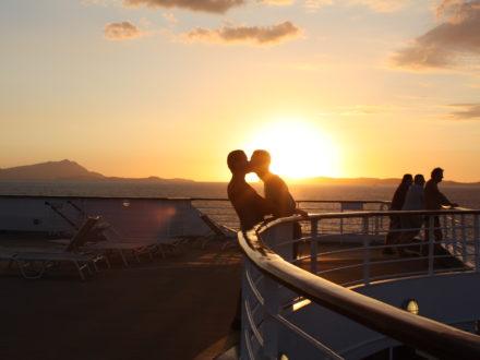 schwule Kreuzfahrt gay cruise Romantik
