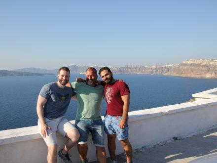 schwule Kreuzfahrt gay cruise Freunde