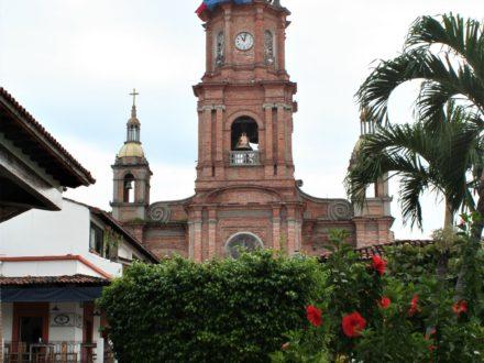 Puerto Vallarta gay schwul Mexiko Kirche