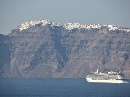 schwule Kreuzfahrt gay cruise Santorini