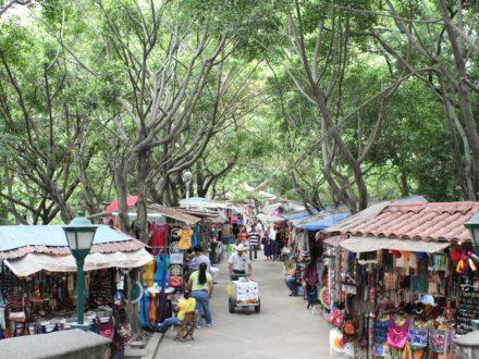 Puerto Vallarta LGBT Souvenirmarkt Mexiko