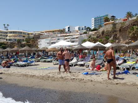 Eden Beach Torremolinos gay Strand