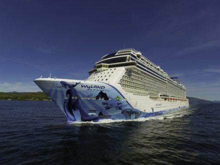 Norwegian Bliss gay cruise